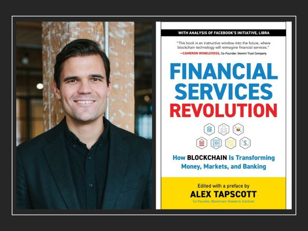 FFCON speaker books - Financial Services Revolution