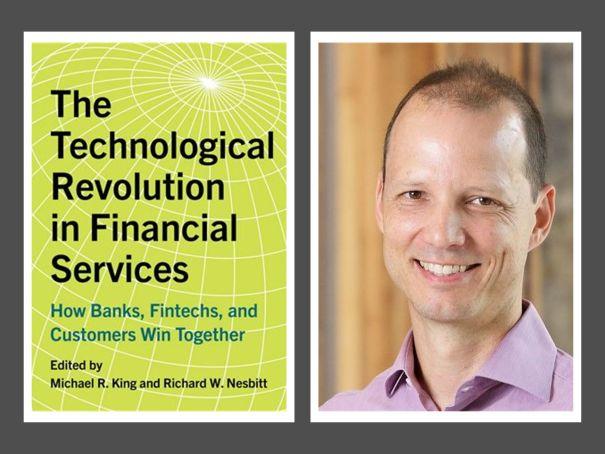 FFCON speaker books - The Tech Revolution in Financial Services