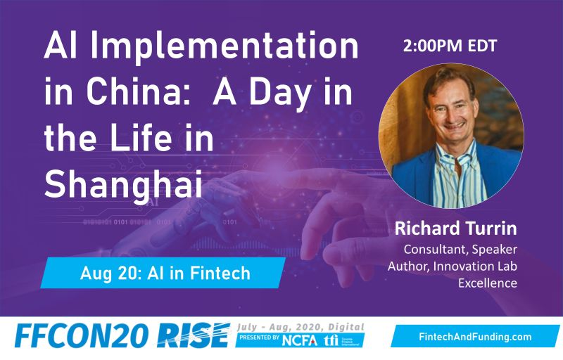 FFCON20 AI implementation in China - A Day in the life in Shanghai