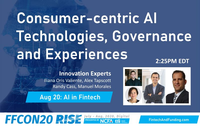 FFCON20 Consumer-centric AI technologies, governance and experiences Session card